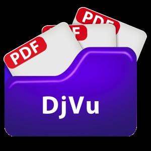PDF to DjVu